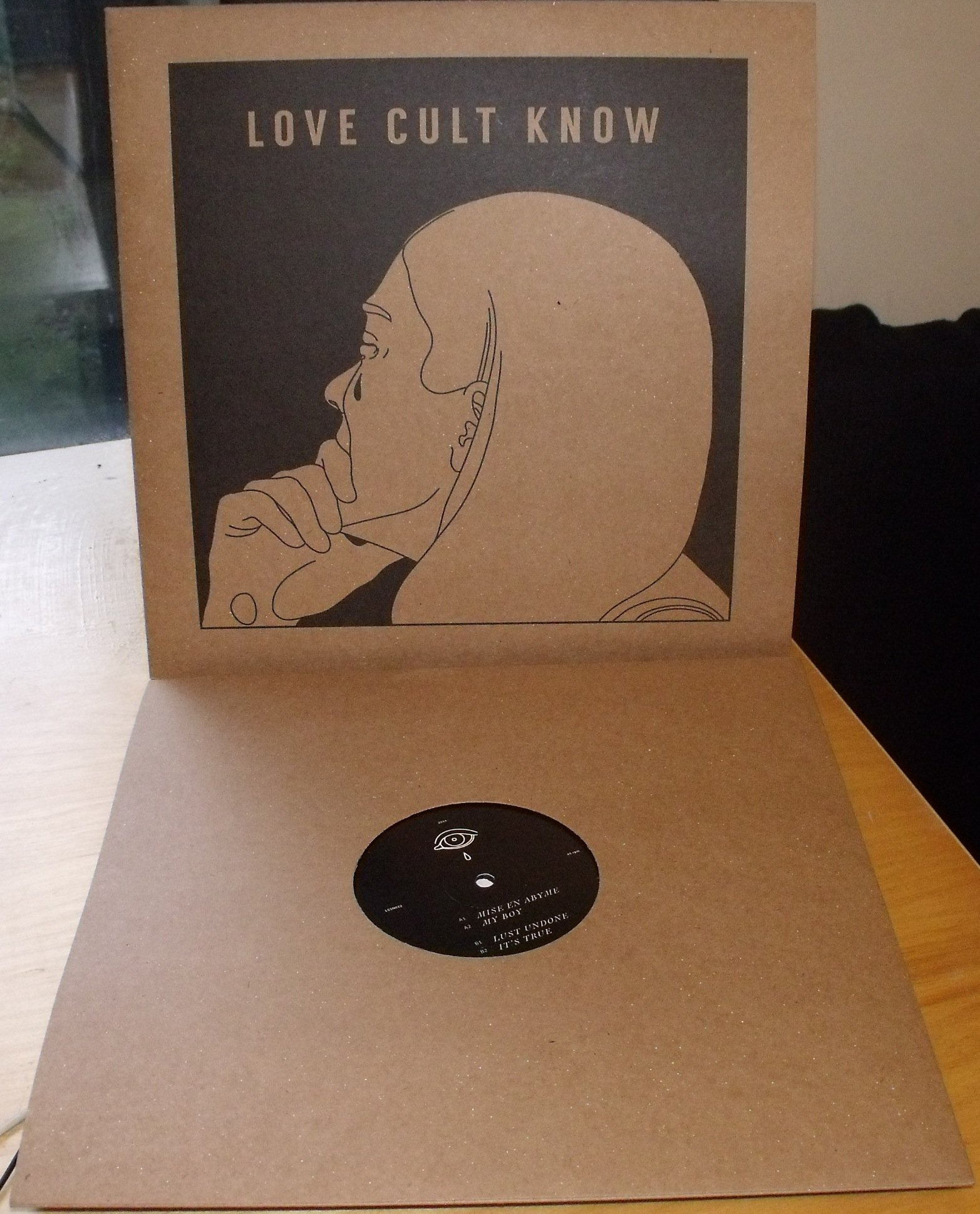 Love Cult record